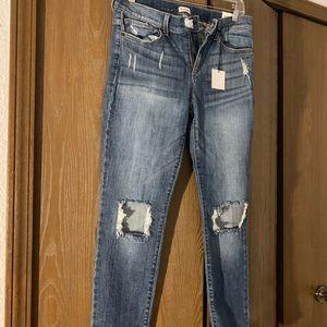 Pants - Damages Jeans!